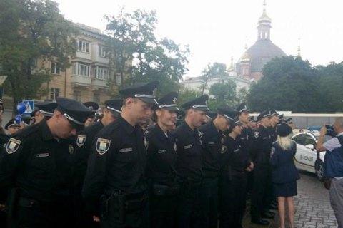 В Украине завершился запуск Патрульной полиции