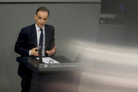 """Німеччина і США сподіваються завершити перемовини щодо """"Північного потоку-2"""" до серпня, – голова німецького МЗС"""