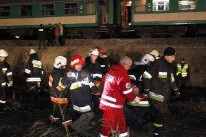 На Луганщині зіткнулися дизель і вантажні вагони