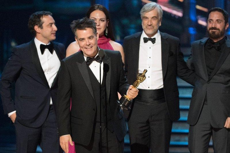 """Себастиана Лелио получил Оскар за лучший иностранный фильм """"Фантастическая женщина"""""""