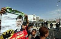 В Каире полиция разогнала участников беспорядков слезоточивым газом