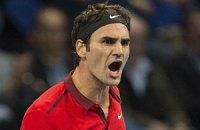 Федерер выиграл 70-й матч в сезоне