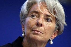 За кандидатуру Лагард на пост главы МВФ высказалась и Германия