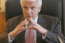 Литвин подпишет закон о Евро-2012 вместо Ющенко