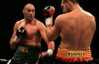 Боксерский уик-энд: Тайсон уныло избил Хаммера, Чудинов потерял пояс