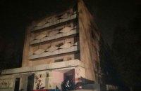 В Киеве горел детский корпус психиатрической больницы им. Павлова