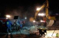 В Харькове второй раз за три дня произошел прорыв на тепломагистрали