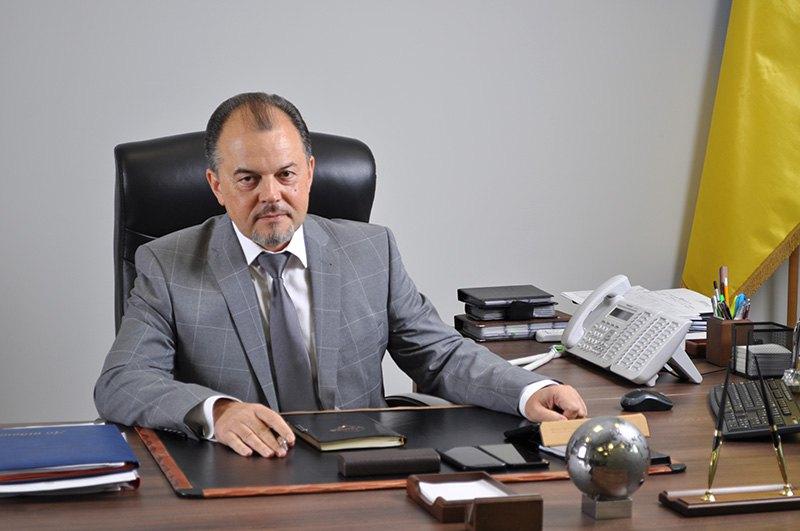 Директор КП «НВК «Іскра» Юрій Пащенко