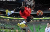 Україна відмовилася проводити чемпіонат Європи з баскетболу