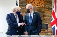 У Великобританії сьогодні стартує саміт країн G7