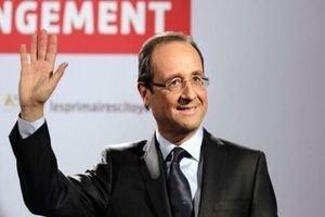 Олланд официально объявлен победителем президентских выборов