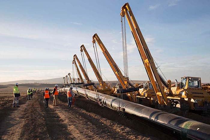 Трансанатолийский газопровод