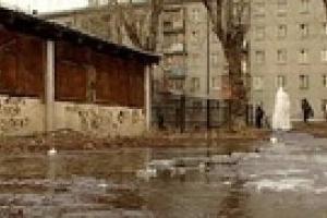 Киевэнерго ликвидирует последствия аварии водопровода на Троещине