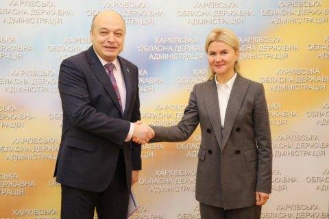 Світлична: Консультативна місія ЄС продовжить роботу в Харкові