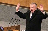 У Росії Жириновський подав до суду на Горбачова