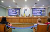 ЦВК прийняла протоколи виборів від 111 з 199 округів