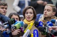 Екс-кандидат у президенти Молдови ініціювала збір доказів фальсифікацій на виборах