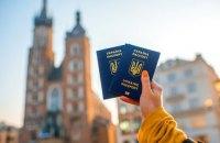 За два роки безвізом з ЄС скористалися майже три млн українців
