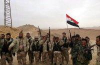 Війська Асада продовжують наземний наступ у районі Дамаска, незважаючи на перемир'я
