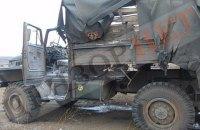 Бойовики обстріляли вантажівку ЗСУ біля Новогнатівки, поранено чотирьох військових (оновлено)