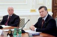 Кравчук заявив про створення Януковичем комісії з питань закону про мови