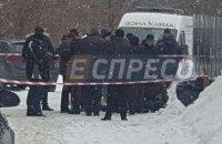 Утром в центре Киева застрелили мужчину