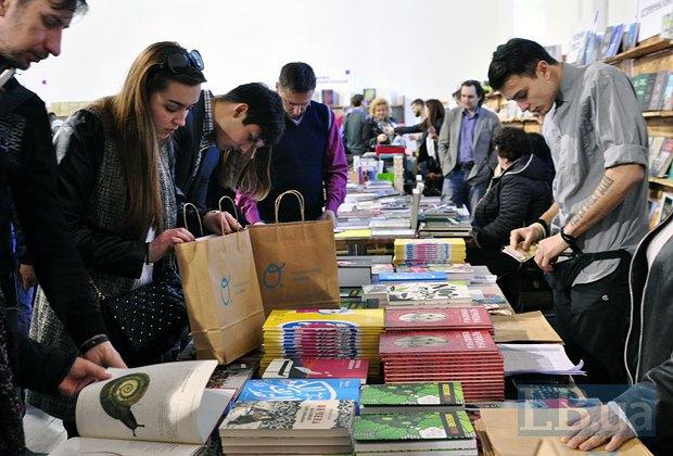 Книги изательства <<Основы>> на Книжном Арсенале-2015