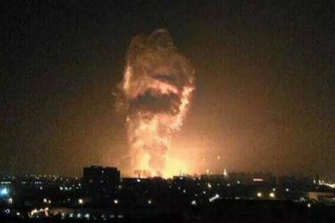 Китай оголосив про тотальну інспекцію в секторі хімікатів після вибуху в Тяньцзині