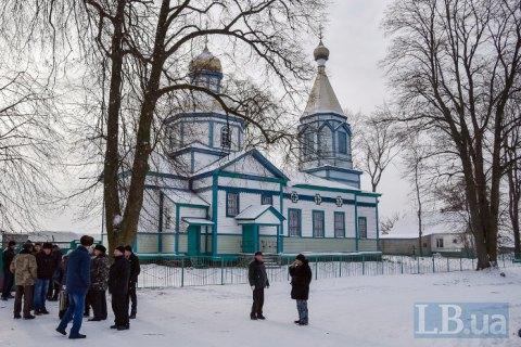 Прокуратура відкрила справу за фактом тиску на священиків, які перейшли в ПЦУ в Житомирській області