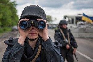 Силовики знищили більш ніж 80 бойовиків під час АТО 16 червня, - РНБО