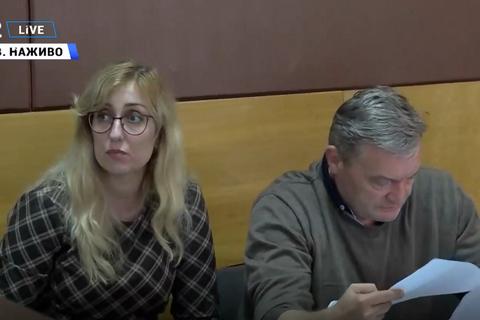 Жена Грымчака заявила, что не будет вносить залог за мужа