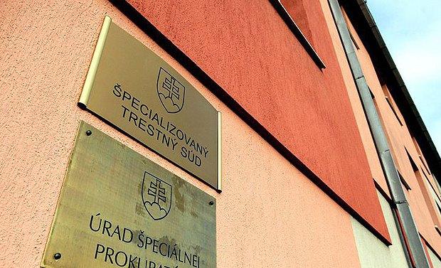 Спеціалізований кримінальний суд Словаччини