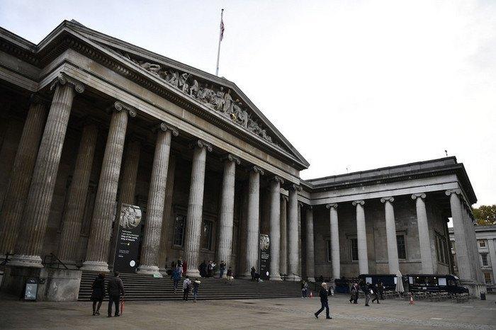 Британський музей в Лондоні