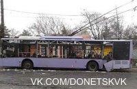Прокуратура: обстріл зупинки в Донецьку вели з машини з мінометом