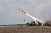 """Військові під Одесою випробували крилаті ракети """"Нептун"""" із бойовою частиною"""