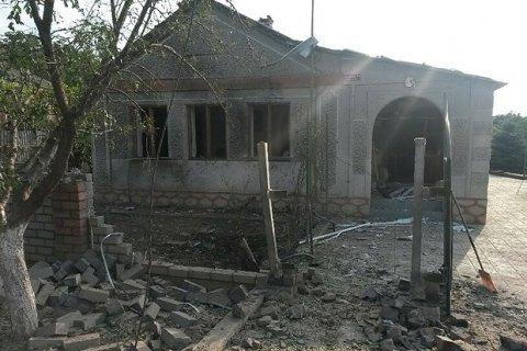 Червоний Хрест доставив у Сартану матеріали для ремонту пошкоджених будинків