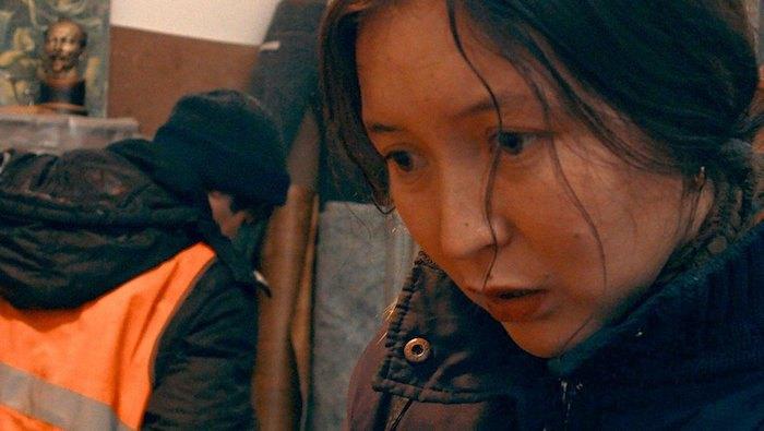 """Кадр из фильма """"Айка"""""""