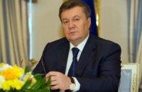 Янукович сделал заявление: он защищает близких людей от кровопролития