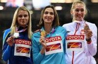 Сборная Украины завершила ЧМ по легкой атлетике с одной медалью