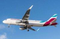 Німецький лоукостер запускає рейси з Дюссельдорфа до Києва