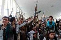 Талибы заморозили переговорный процесс с США