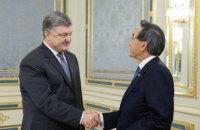 Украина рассчитывает открыть прямые авиарейсы в Японию