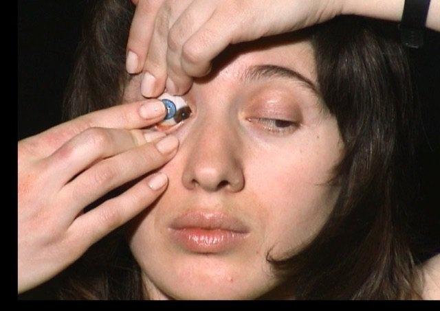 Алевтина Кахідзе, Я можу бути дівчиною із блакитними очима, 2005