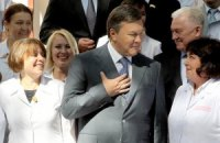 Янукович відвідає Харківську та Луганську області