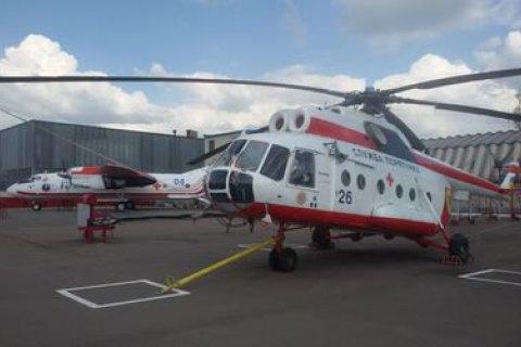 """""""Мотор Січ"""" планує почати випуск вертольотів 2018 року"""
