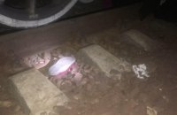 У Харківській області потяг насмерть збив жінку
