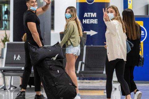 Лидеры стран ЕС выступили за новые ограничения туристических поездок