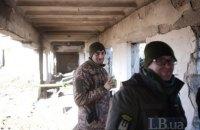 На Донбасі загинув український військовий, двоє поранені