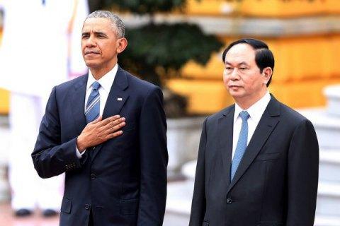 США зняли заборону на продаж зброї В'єтнаму