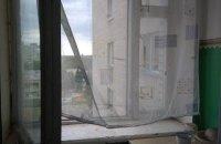 В Луцке мужчина выпрыгнул с 6-го этажа после ссоры с соседкой